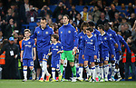 Chelsea's John Terry leads out his side during the Premier League match at Stamford Bridge Stadium, London. Picture date: May 15th, 2017. Pic credit should read: David Klein/Sportimage