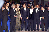 "Philip Kaufman,Nicole Kidman and Clive Owen attending the ""Hemingway and Gellhorn"" Premiere during the 65th annual International Cannes Film Festival in Cannes, France, 25.05.2012...Credit: Timm/face to face /MediaPunch Inc. ***FOR USA ONLY***"