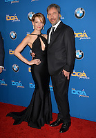 Denis Villeneuve &amp; Tanya Lapointe at the 69th Annual Directors Guild of America Awards (DGA Awards) at the Beverly Hilton Hotel, Beverly Hills, USA 4th February  2017<br /> Picture: Paul Smith/Featureflash/SilverHub 0208 004 5359 sales@silverhubmedia.com