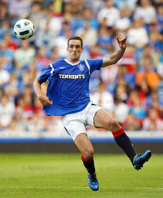 Lee Wallace, Rangers