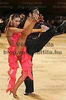 United Kingdom Open Dance Championships held in Bournemouth International Centre, Bournemouth, United Kingdom. Thursday, 21. January 2010. ATTILA VOLGYI<br /> Published on DanceSport Info do not copy!