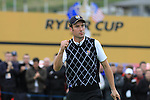 Ross Fisher in Saturdays third session fourballs at the 2010 Ryder Cup, Celtic Manor, Newport, Wales, Saturday 2nd October 2010..Picture Manus O'Reilly/www.golffile.ie