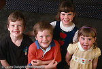 sibling group boys ages 10 and 6, girls ages 4 and 2 horizontal