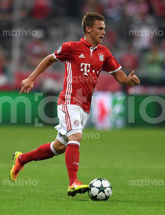 FUSSBALL CHAMPIONS LEAGUE SAISON 2016/2017 GRUPPENPHASE FC Bayern Muenchen  - FK Rostow              13.09.2016 Joshua Kimmich (FC Bayern Muenchen)