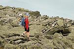 Mount Washington, NH Summit.