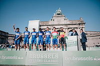 Team Quickstep Floors<br /> <br /> 98th Brussels Cycling Classic 2018<br /> One Day Race:  Brussels &gt; Brussels (201km)