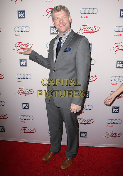07 October 2015 - Hollywood, California - Mike Bradecich. &quot;Fargo&quot; Season 2 Premiere held at ArcLight Cinemas. <br /> CAP/ADM/FS<br /> &copy;FS/ADM/Capital Pictures