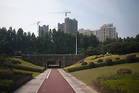 Urban Development in Dongguan, China.  © LAN