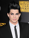 Adam Lambert at The 2009 American Music Awards held at The Nokia Theatre L.A. Live in Los Angeles, California on November 22,2009                                                                   Copyright 2009 DVS / RockinExposures