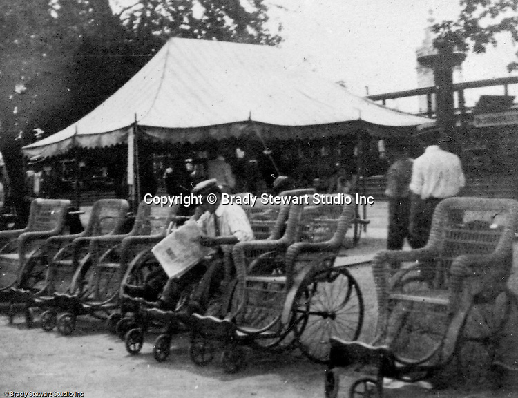 Client: St Louis World's Fair<br />