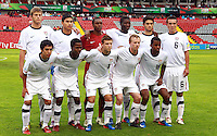 USA Men U-17 vs Germany June 30 2011