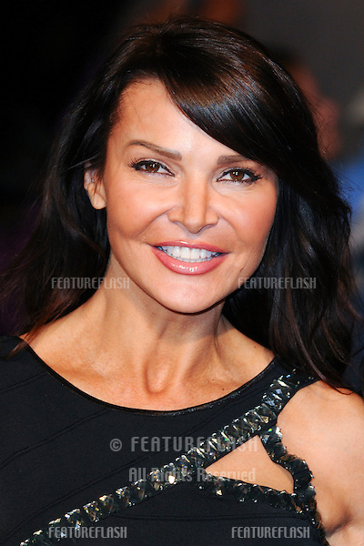 "Lizzie Cundy arrives for the premiere of ""The Eagle"" at the Empire Leicester Square, London. 09/03/2011  Picture by: Steve Vas / Featureflash"