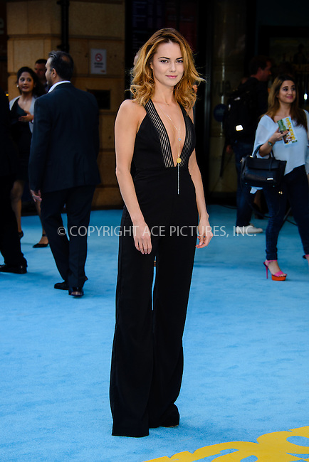 WWW.ACEPIXS.COM<br /> <br /> June 9 2015, London<br /> <br /> Kara Tointon arriving at The European Premiere of Entourage at the Vie West End on June 9 2015 in London<br /> <br /> By Line: Famous/ACE Pictures<br /> <br /> <br /> ACE Pictures, Inc.<br /> tel: 646 769 0430<br /> Email: info@acepixs.com<br /> www.acepixs.com
