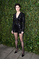 Gemma Arterton<br /> arriving for the 2018 Charles Finch & CHANEL Pre-Bafta party, Mark's Club Mayfair, London<br /> <br /> <br /> ©Ash Knotek  D3380  17/02/2018