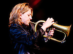 Ingrid Jensen is a Canadian jazz trumpet player...She was born on January 12, 1966 in North Vancouver. She is a graduate of the Berklee College of Music. Besides performing, she is active in teaching and is a faculty member of The Peabody Institute. She has been nominated for several Juno awards. (wikipedia)