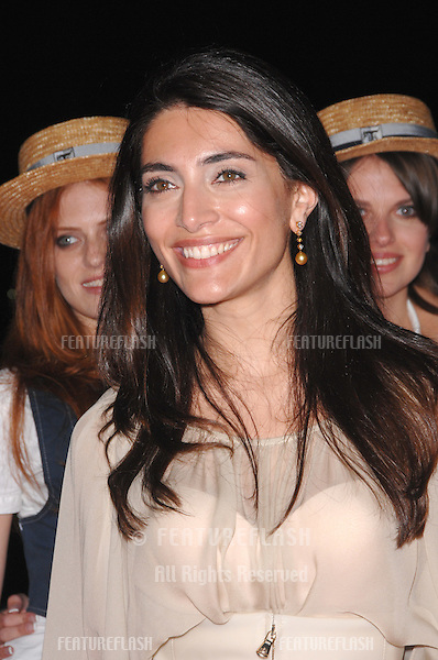"Caterina Murino at ""St. Trinian's"" party at the 60th Annual International Film Festival de Cannes..May 20, 2007  Cannes, France..© 2007 Paul Smith / Featureflash"