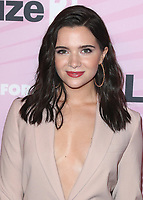"""HOLLYWOOD - NOVEMBER 27:  Katie Stevens at the """"Life Size 2"""" World Premiere on November 27, 2018 at the Hollywood Roosevelt Hotel in Hollywood, California. (Photo by Scott Kirkland/PictureGroup)"""