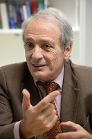 Switzerland 2013 Bellinzona. Franco Cavalli. Oncology