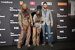Actor Ross Marquand attends The Walking Dead: 6th Season presentation in Madrid, Spain. February 23, 2016. (ALTERPHOTOS/Victor Blanco)
