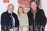 Clifford Neal, Patricia Neal and Arthur Atcheson Killorglin at the Tony Christie concert in the INEC on Friday night