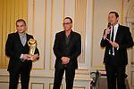 Jean-Claude Van Damme Remise des gants d'or à Bruxelles