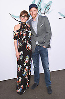 Helen McRory &amp; Damien Lewis at The Summer Party presented by Serpentine Galleries and Chanel, London, UK - 28 Jun 2017. <br /> Picture: Steve Vas/Featureflash/SilverHub 0208 004 5359 sales@silverhubmedia.com