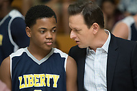 Amateur (2018) <br /> Michael Rainey Jr &amp; Josh Charles<br /> *Filmstill - Editorial Use Only*<br /> CAP/MFS<br /> Image supplied by Capital Pictures