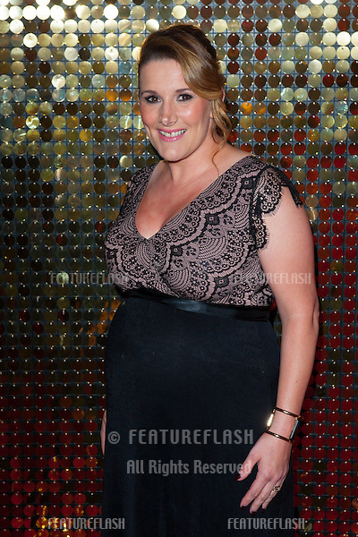 Sam Bailey arriving for the 2014 British Soap Awards, at the Hackney Empire, London. 24/05/2014 Picture by: Dave Norton / Featureflash