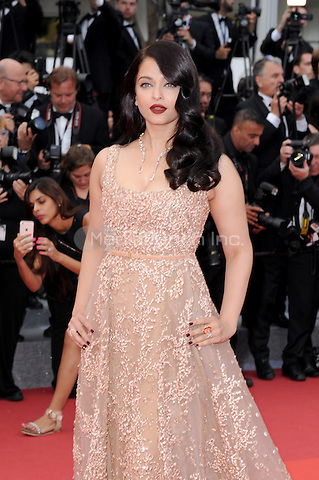 Aishwarya Rai Bachchan at the &acute;The BFG` (The Big Friendly Giant) screening during The 69th Annual Cannes Film Festival on May 14, 2016 in Cannes, France.<br /> CAP/LAF<br /> &copy;Lafitte/Capital Pictures / MediaPunch **North American &amp; South American Rights Only**
