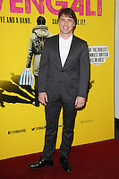 """Jonny Owen arrives for the """"SVENGALI"""" premiere at the Rich Mix Cinema, Shoreditch,  London. 11/03/2014 Picture by: Steve Vas / Featureflash"""