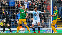 Blackburn Rovers' Danny Graham reacts to his goal being chalked off<br /> <br /> Photographer Alex Dodd/CameraSport<br /> <br /> The EFL Sky Bet Championship - Blackburn Rovers v Preston North End - Saturday 9th March 2019 - Ewood Park - Blackburn<br /> <br /> World Copyright © 2019 CameraSport. All rights reserved. 43 Linden Ave. Countesthorpe. Leicester. England. LE8 5PG - Tel: +44 (0) 116 277 4147 - admin@camerasport.com - www.camerasport.com