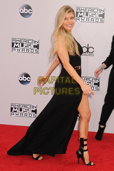23 November 2014 - Los Angeles, California - Fergie (Fergie Duhamel born Stacy Ann Ferguson). American Music Awards 2014 - Arrivals held at Nokia Theatre LA Live. <br /> CAP/ADM/BP<br /> &copy;BP/ADM/Capital Pictures