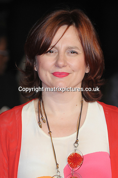 NON EXCLUSIVE PICTURE: PAUL TREADWAY / MATRIXPICTURES.CO.UK<br /> PLEASE CREDIT ALL USES<br /> <br /> WORLD RIGHTS<br /> <br /> Festival director Clare Stewart attending the 58th BFI London Film Festival Centrepiece Gala of Testament Of Youth, at Odeon Leicester Square in London.<br /> <br /> OCTOBER 14th 2014<br /> <br /> REF: PTY 144409