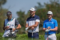 Gregory Havret (FRA) Nacho Elvira (ESP) during the 2nd round of the BMW SA Open hosted by the City of Ekurhulemi, Gauteng, South Africa. 12/01/2017<br /> Picture: Golffile | Tyrone Winfield<br /> <br /> <br /> All photo usage must carry mandatory copyright credit (&copy; Golffile | Tyrone Winfield)