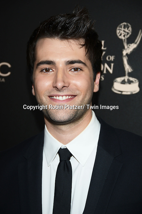 Freddie Smith attends The 40th Annual Daytime Emmy Awards on<br />  June 16, 2013 at the Beverly Hilton Hotel in Beverly Hills, California.