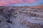 Badlands Buttes and Spires