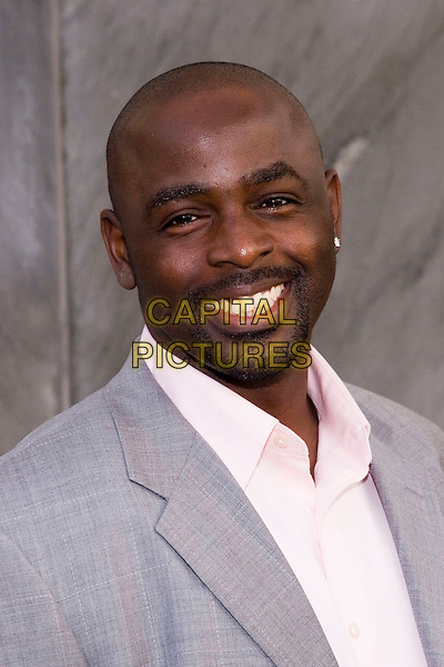 ALIMI BALLARD.CBS Summer 2005 Press Tour Party Arrivals held at the Hammer Museum, Westwood, California.  .July 19th, 2005.Photo Credit: Zach Lipp/AdMedia.headshot portrait goatee facial hair.www.capitalpictures.com.sales@capitalpictures.com.© Capital Pictures.