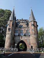 Broederpoort in Kampen . Verdedigingswerk