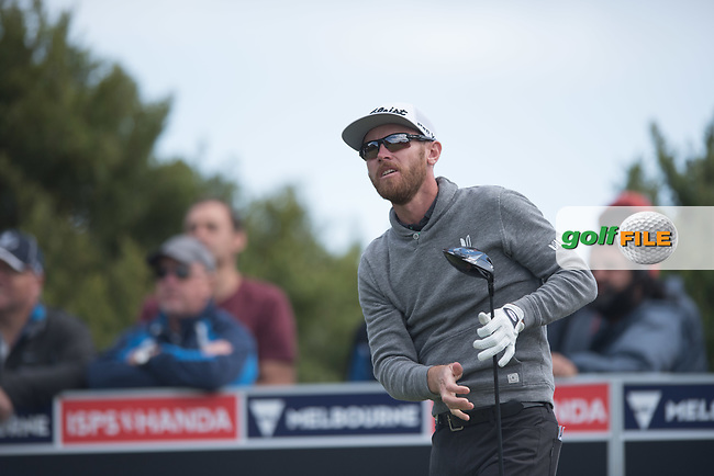 Nick Flanagan (AUS) during the 3rd round of the VIC Open, 13th Beech, Barwon Heads, Victoria, Australia. 09/02/2019.<br /> Picture Anthony Powter / Golffile.ie<br /> <br /> All photo usage must carry mandatory copyright credit (&copy; Golffile | Anthony Powter)