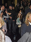 .1-24-2010. Exclusive ...Jessica Biel dancing like a hippie & Kissing boyfriend Justin Timberlake at the RadioHead concert in Hollywood. The band was playing at the Fonda Theatre for charity. Tickets for the show started at $475 each. Justin took pictures with fans but Jessica wasn't having it, she was to busy busting a move on the dance floor. ...AbilityFilms@yahoo.com.805-427-3519.www.AbilityFilms.com