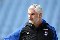 Bath Director of Rugby Todd Blackadder looks on during the pre-match warm-up. Heineken Champions Cup match, between Wasps and Bath Rugby on October 20, 2018 at the Ricoh Arena in Coventry, England. Photo by: Patrick Khachfe / Onside Images