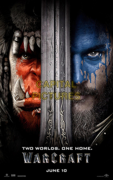 Warcraft (2016) <br /> POSTER ART<br /> *Filmstill - Editorial Use Only*<br /> CAP/KFS<br /> Image supplied by Capital Pictures