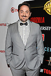Ben Falcone at the Warner Bros Red Carpet At CinemaCon 2014 arrivals held at Caesars Palace Hotel in Las Vegas Nevada on March 27, 2014.