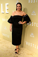 "08 May 2019 - Hollywood, California - Ingrid Oliver. ""The Hustle"" Los Angeles Premiere held at the ArcLight Cinerama Dome. Photo Credit: Faye Sadou/AdMedia"