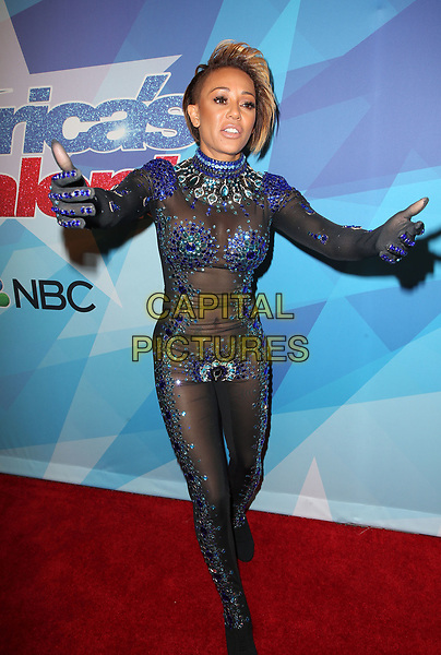 HOLLYWOOD, CA - AUGUST 15: Mel B, Melanie Brown, at Premiere Of NBC's 'America's Got Talent' Season 12 at The Dolby Theatre on August 15, 2017 in Los Angeles, California. <br /> CAP/MPI/FS<br /> &copy;FS/MPI/Capital Pictures