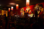 Dragon Upstairs, a jazz club located in Downtown Honolulu's Chinatown district