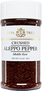 30813 Aleppo Pepper, Small Jar 1.6 oz, India Tree Storefront