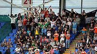 Pictured: Swansea supporters.  Tuesday 23 August 2011<br />