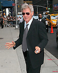 "Celebrities visit ""Late Show with David Letterman"" July 18, 2011"