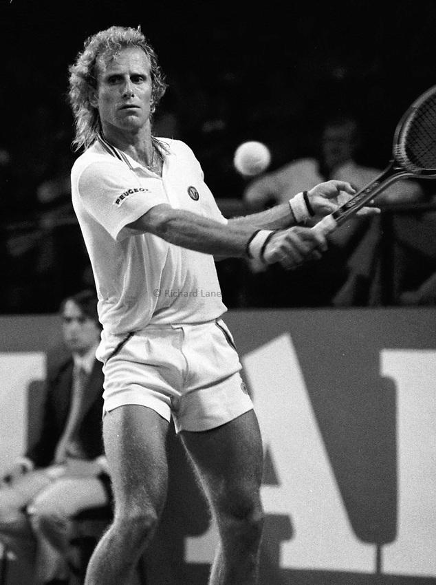 Photo. Steve Holland.1982.Geralitis